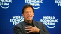 'We used to quash seven-times bigger India in cricket': Imran at Davos