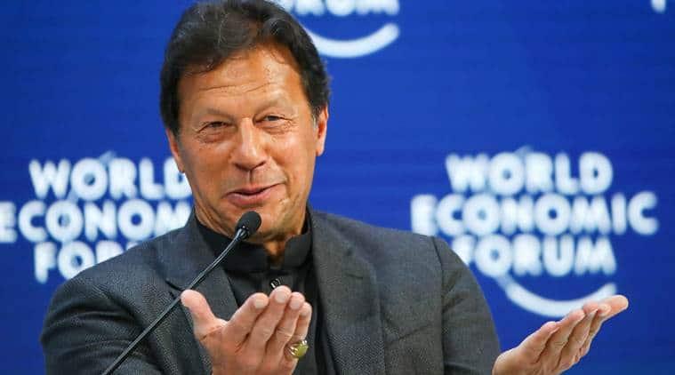 imran khan, imran khan us iran war, us iran tensions, donald trump, imran khan donald trump meeting, wef 2020, wef davos