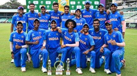 ICC U-19, World Cup, India, India vs New Zealand, India, New Zealand, Sri Lanka, Zimbabwe, Afghanistan, India U19, New Zealand U19, Sports, Cricket, Cricket News, Sports News, Indian Express