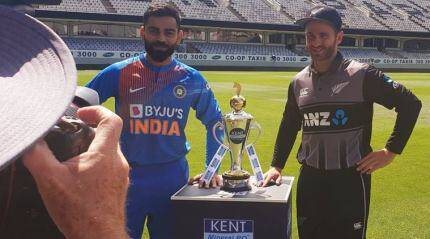 INDvNZ 1st T20I Preview: The road to World T20 starts here