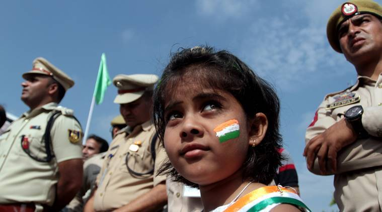 Indian flag emoji as an icon of resistance