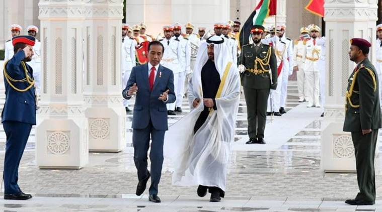 Indonesia, UAE sign business deal worth about  billion