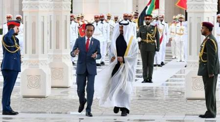 Indonesia, UAE sign business deal worth about $23 billion