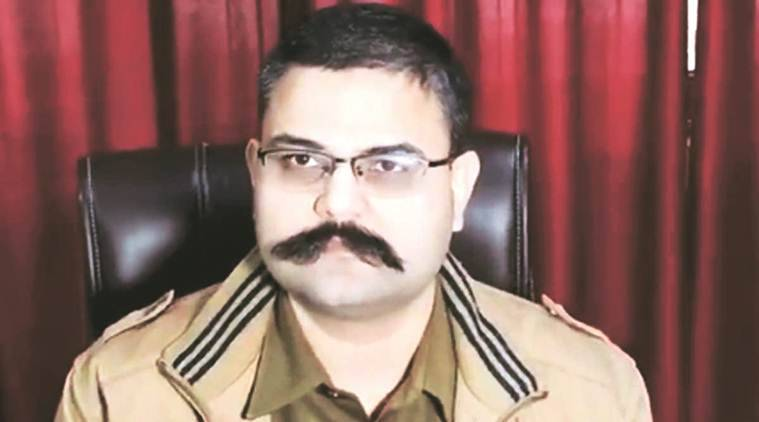 Vaibhav Krishna, noida SSP, cash-for-transfer, report on corruption uttar pradesh police, uttar pradesh police, indian express