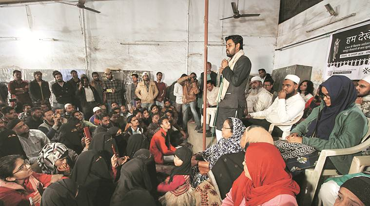 Ahmedabad: BJP's claim that Indian Muslims won't be affected by CAA a jumla, says Jamia student Asif Iqbal Tanha