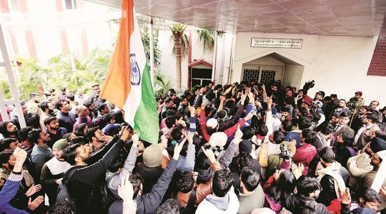 Citizenship Amendment Act, CAA protests, CAA protests Jamia, Jamia semester exams, Jamia exams, Delhi news, city news, Indian Express