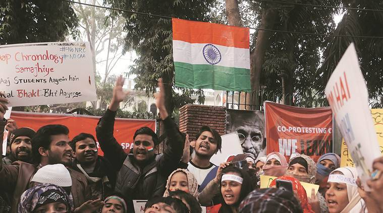 student protests, 2020 student protests, jamia jnu protests, anti caa protests, jnu agitation, latest news, indian express op ed, p chidambaram indian express,