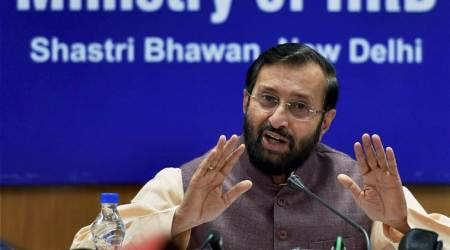 Choice between Jinnah wali Azadi or Bharat Mata ki Jai: Prakash Javadekar