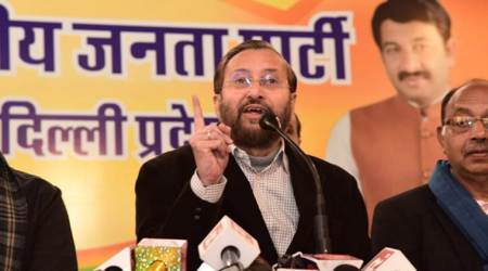 Cong's 'disappearance' led to BJP's defeat in Delhi: Javadekar