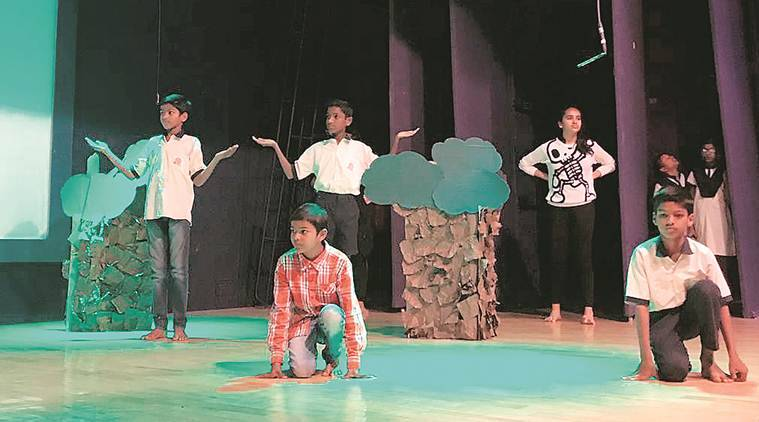 The Jazz Hands Foundation Teaches English To Municipal School Students  Songs, plays, comedy at NGO's fundraising event