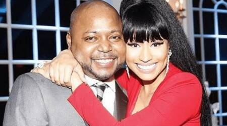 jelani maraj Nicki Minaj photos
