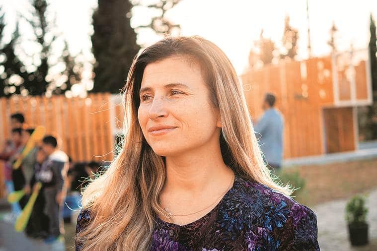 Iranian-born architect, Yasaman Esmaili, urban designer Joana Dabaj, moughal architecture, british architecture, indian express news