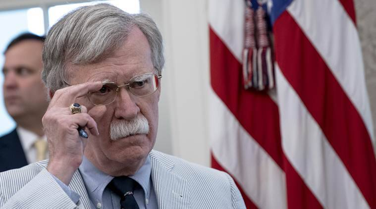 John Bolton, Trump impeachment, John Bolton book, John Bolton book on Trump, John Bolton book on Trump impeachment, World news, Indian Express