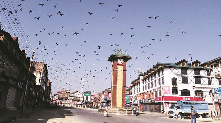 In J&K outreach, ministers on launch spree; Oppn says cutting ribbons on old projects