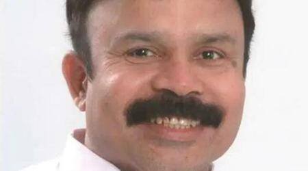 Ex-AIADMK MP K C Palanisamy arrested for misusing party symbol