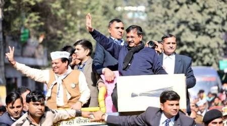 Delhi Assembly polls 2020 LIVE: 'Freebies in limited dose good for economy,' Arvind Kejriwal hits back at Oppn