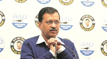 Delhi: Arvind Kejriwal invites PM Modi to swearing-in tomorrow