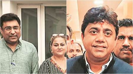 Up against AAP chief: Ex-NSUI president, BJP youth wing head