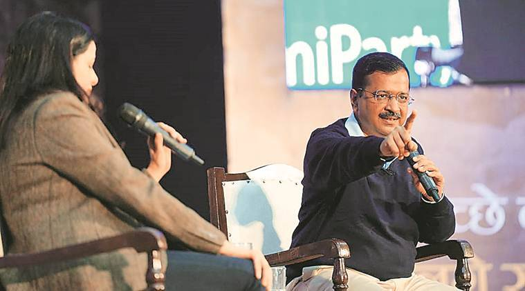kejriwal rejects CAA, Arvind kejriwal on CAA, citizenship amendment act protest, CAA protest, NRC protest, CAA violence, indian express news