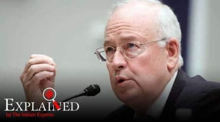 Starr turn in impeachment drama: Why Donald Trump's case recalls Bill Clinton's
