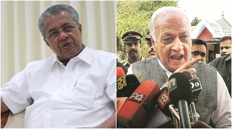 Kerala Guv seeks report from Vijayan govt over CAA suit in SC