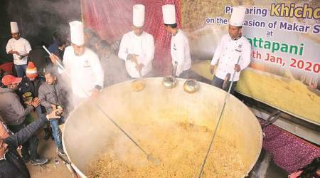 Himachal Pradesh sets world record by preparing largest serving of khichdi