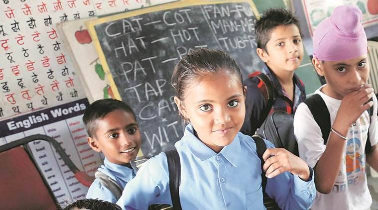 Among kids aged 4 in Punjab, majority still go to pre-primary in private schools