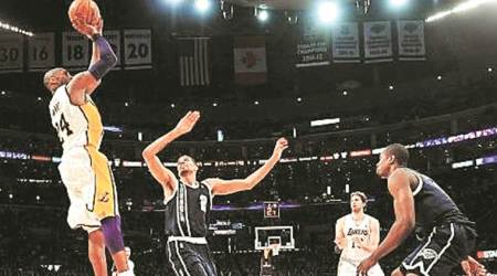 The Kobe Bryant's shot that wouldn't fade away — his Fadeaway