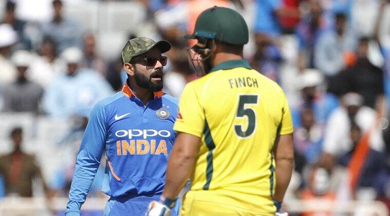 Australia record easy 10-wicket win over India in first ODI