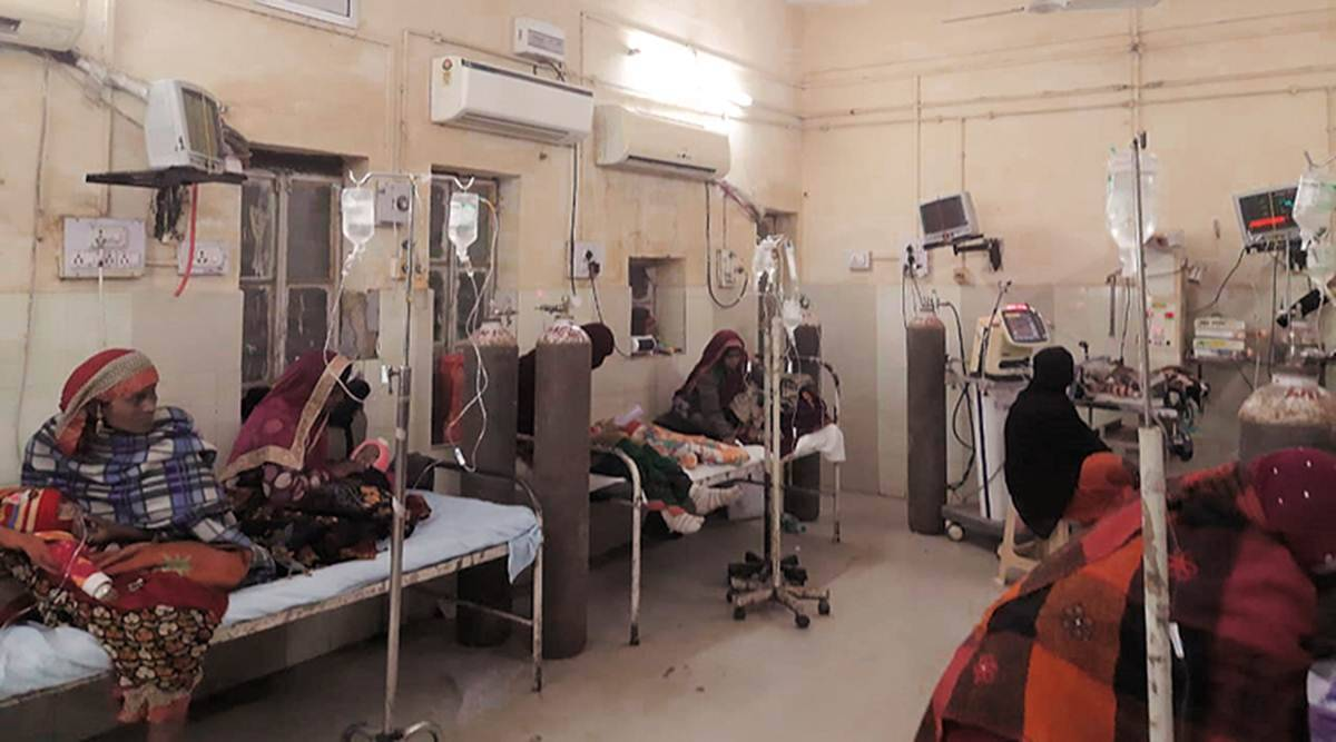 Patients Families Struggle To Find Vacant Hospital Beds Collector To Send Team To Ycm Hospital To Look Into The Issue Pcmc Chief Says Situation Has Improved Cities News The Indian Express