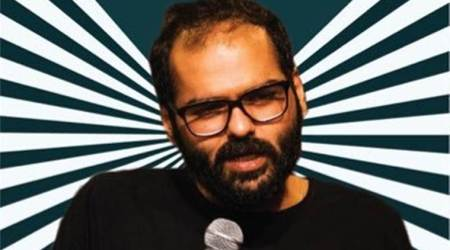kunal kamra flight ban, derek o brien on kunal kamra ban, tmc mp writes to house panel on kunal kamra, indian express