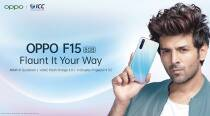 Packed with amazing & powerful specifications, it is time to #FlauntItYourWay with OPPO F15