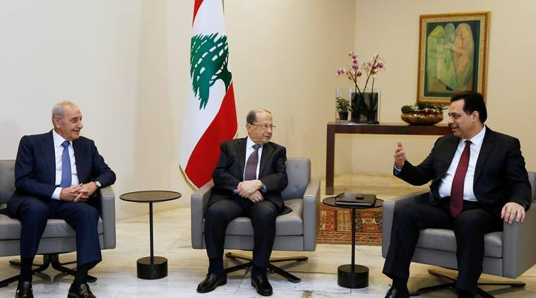 Lebanon forms new government