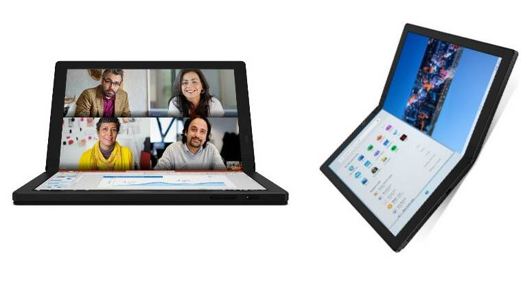 lenovo at ces 2020. lenovo ces, lenovo thinkpad x1, Lenovo Yoga 5G, lenovo 5g laptop, thinkpad X1 fold, lenono thinkpad X1 fold, Lenovo ThinkBook Plus, ThinkPad X1 Fold lenovo, Lenovo Yoga 5G laptop, Lenovo CES 2020 news
