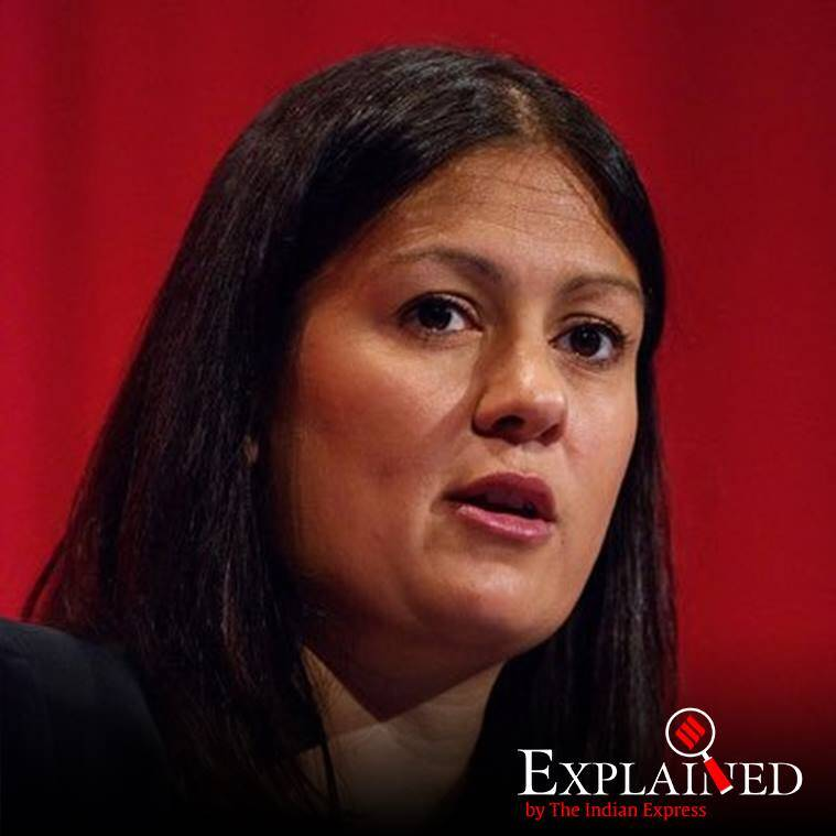 Lisa Nandy, Who is Lisa Nandy, Labour party UK, UK Labour party leader, Jeremy Corbyn, Indian express, express explained