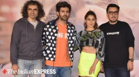 love aaj kal trailer launch