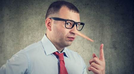 lying, how to tell if someone is lying, liar, spotting a liar, indian express, indian express news