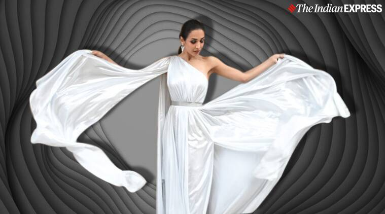Malaika Arora is a vision in this flowy gown; see pics