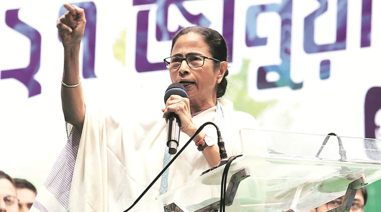 Banks, post offices being used by BJP to collect data for NRC: Mamata Banerjee