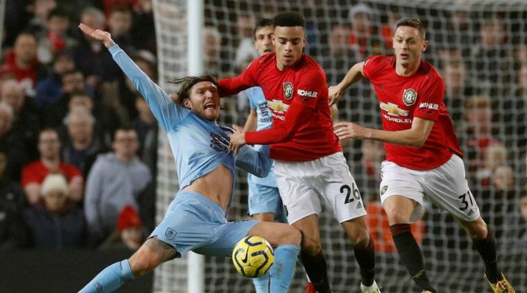 Manchester United fall again, Vardy injured as Leicester cement third spot