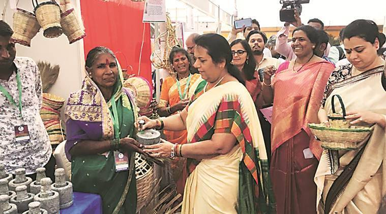 Mumbai news, mumbai city news, maharashtra news, Mann Deshi Foundation, network for rural women-owned start-ups, Chamber of Commerce, indian express news