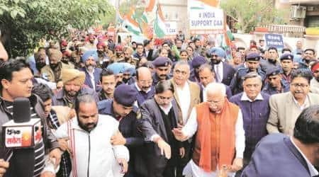 Haryana CM Manohar Lal Khattar kicks off BJP's awareness campaign on CAA in Haryana, Punjab