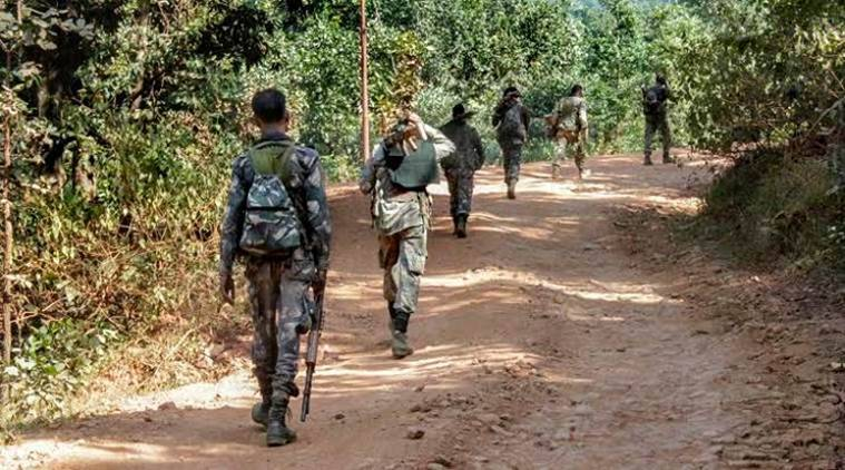 panchayat election in Chhattisgarh, Maoists kill husband of sarpanch candidate, sarpanch candidate killed, Chhattisgarh Maoists, Maoists, Indian express