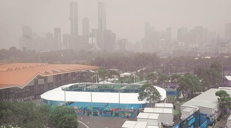 bushfire, Australia bushfire crisis, Australia open, Australia air quality, ATP Cup, Novak Djokovic, Ashleigh Barty, Tennis, Sports news