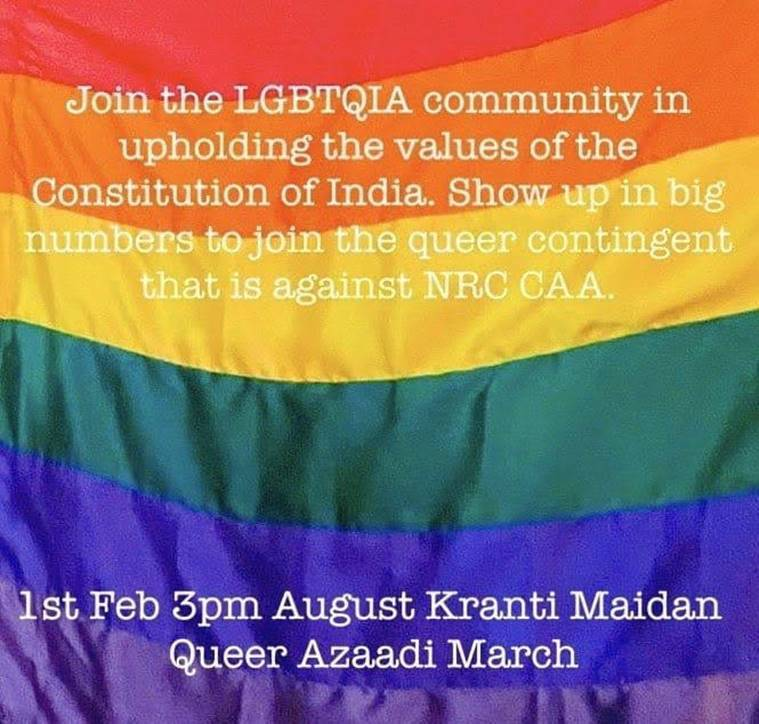 The 2019 pride marhc. Mumbai has been hosting the Queer Azadi March every year since 2008. (File)
