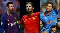 Laureus Awards: Messi up against Nadal, Tendulkar in contention