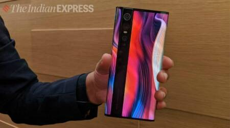 Check out Xiaomi's Mi MIX Alpha, which is 180 per cent display