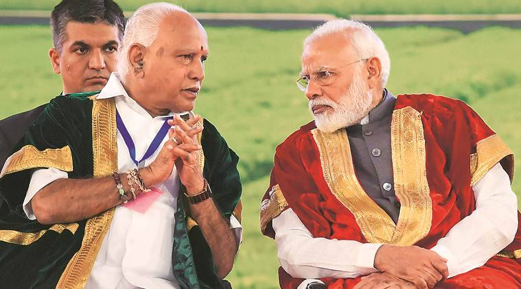 sceimce congress 2021. science congress pune, 108th science congress, narendra modi, science events in India, India newqs , Indian express news , Prime Minister Narendra Modi, Indian Science Congress, modi in karnataka, karnataka news, india news, indian express news
