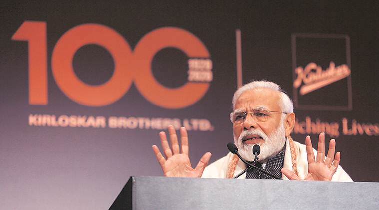 Action against corrupt wrongly being projected as action against industry: PM Modi thumbnail