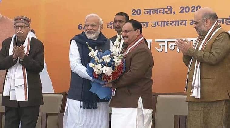 JP Nadda, BJP chief, amit shah, BJP president, JP nadda appointed as BJP president, narendra modi on JP nadda, BJP chief election
